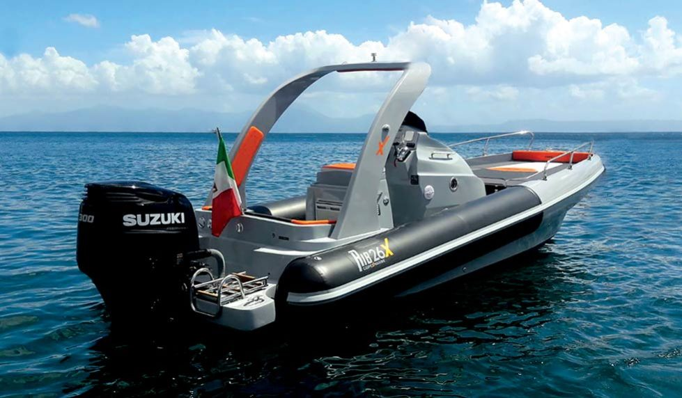 Gommone Rib 26X Nuovi gommoni Giupex Marine Castel Volturno